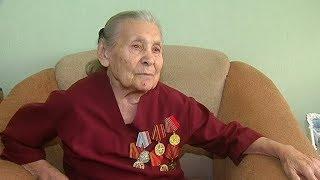 95 лет исполнилось жительнице Урая