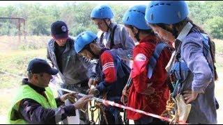 Юные спасатели УрФО пройдут школу безопасности в Югре