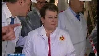 Дмитрий Патрушев дал высокую оценку развитию аграрной сферы региона