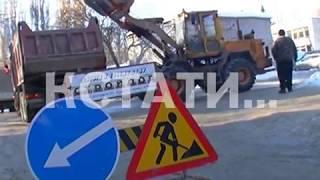 С помощью снеговиков решили бороться с сугробами в Советском районе
