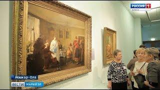 Шедевры живописи из Русского музея покажут в Йошкар-Оле