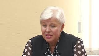Омбудсмен Ирина Касьянова  рассказала журналистам о своём визите в омскую ИК №6