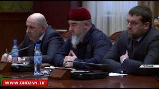 Рамзан Кадыров провел совещание по вопросам развития ОМС
