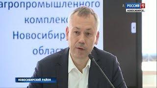 В Новосибирской области необходимо возродить Совет по развитию агропромышленного комплекса