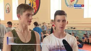 В Костроме завершилась первая казачья смена для подростков