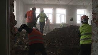 Новый детский сад в ауле Эдельбай будет готов возобновить работу уже в апреле
